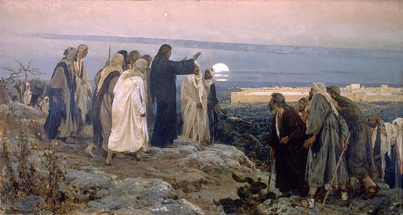 Are Matthew 24 and Luke 21 Parallel Records? | The End of Religion